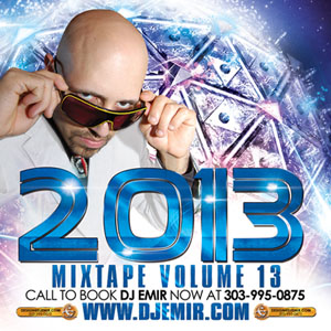 DJ Emir 2013 New Years Eve Mixtape