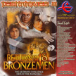 Return of The 18 Bronze Men Hip Hop Mixtape CD