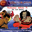 Last Dragon Hip Hop Mixtape CD