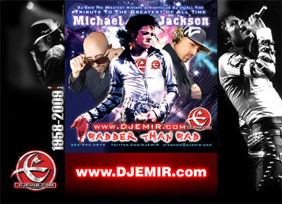Badder Than Bad The ultimate Michael Jackson Mixtape CD Tribute Smooth Criminal banner 1000x600