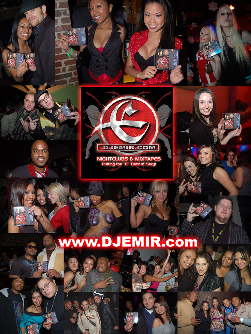 Denver Nightclub Pictures DJ Emir Mixtapes V1