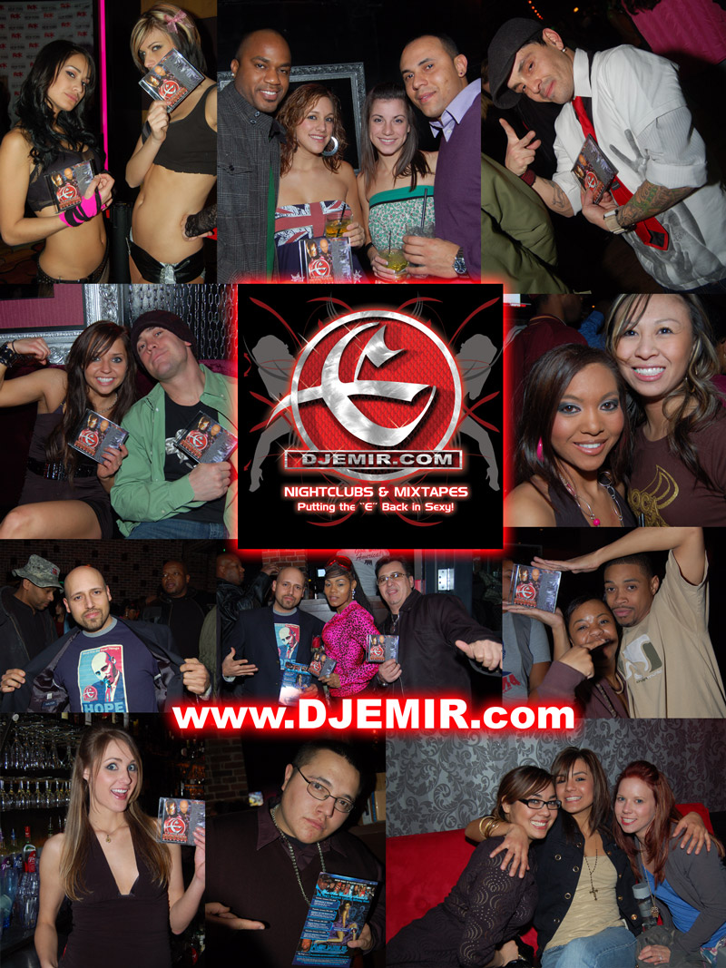 Denver Nightclub Pictures DJ Emir Mixtapes V2