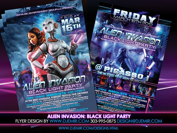 amazing flyer designs