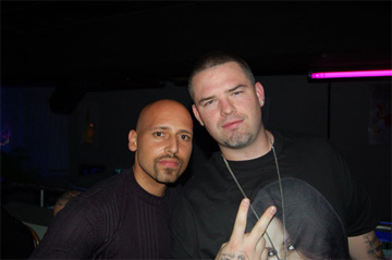 DJ Emir and The Ice Man DJ Paul Wall