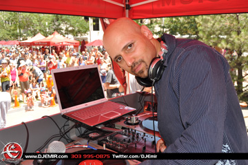 Urban Assault Ride Party with DJ Emir at Skyline Park Denver Colorado