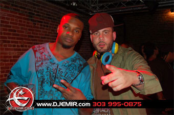 DJ Drama at 303 Nightclub Denver CO
