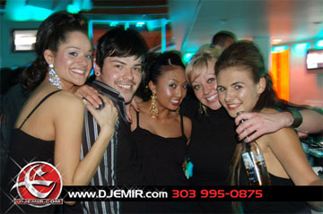 DC10 Nightclub party