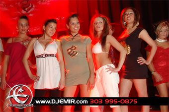 Rocawear Fashion Show Party with DJ Emir at DC10 Nightclub Denver CO