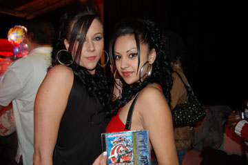 mixtape fan Pictures: Ladies at DC10 Nightclub