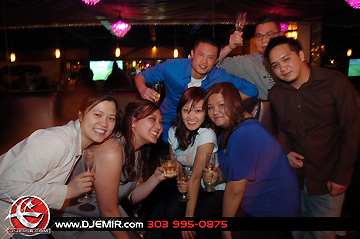 Minh Thy's Birthday Party at Oasis Nightclub Denver