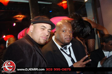 Big Rogs Celebrity Birthday Party at Sutra Nightclub Denver 2010