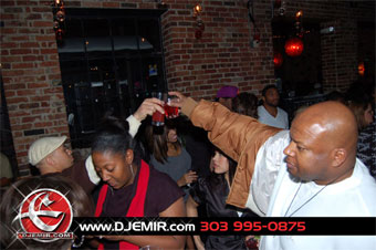 Big Rog Aquarius Birthday Week Party Pictures Theorie Nightclub Denver CO