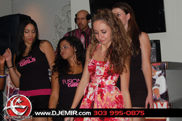 Ultimate Pink Party at Jet Hotel