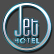 Jet Hotel Denver Colorado Logo Small