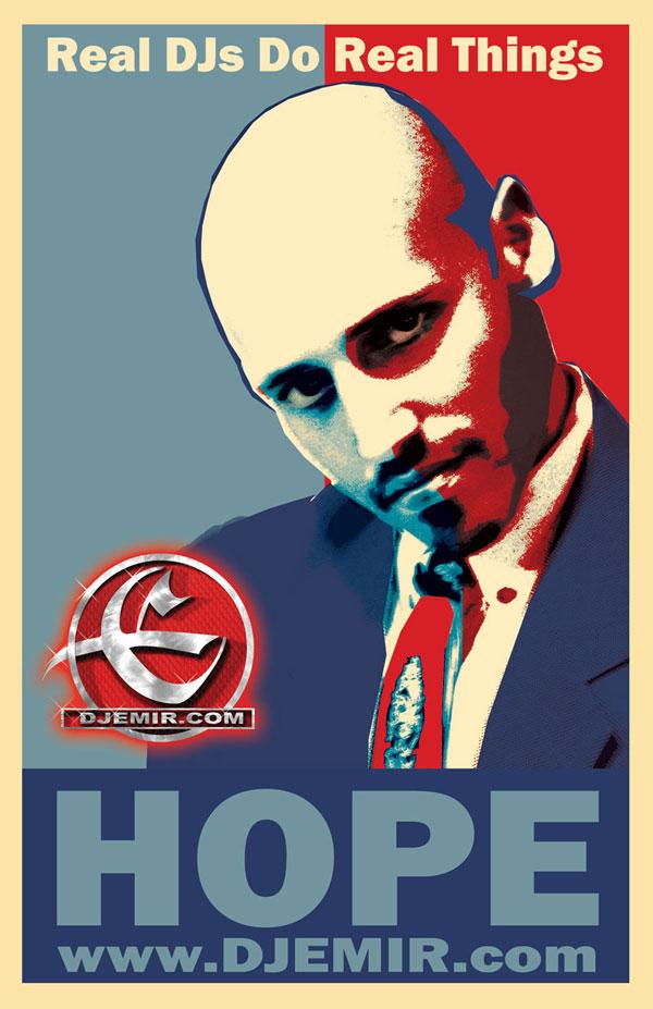 Obama Hope Poster Generator Photoshop Barack Obama Hope Poster
